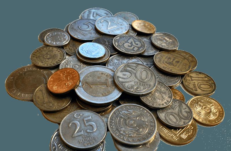 ¿Por Qué Son Redondas Las Monedas?