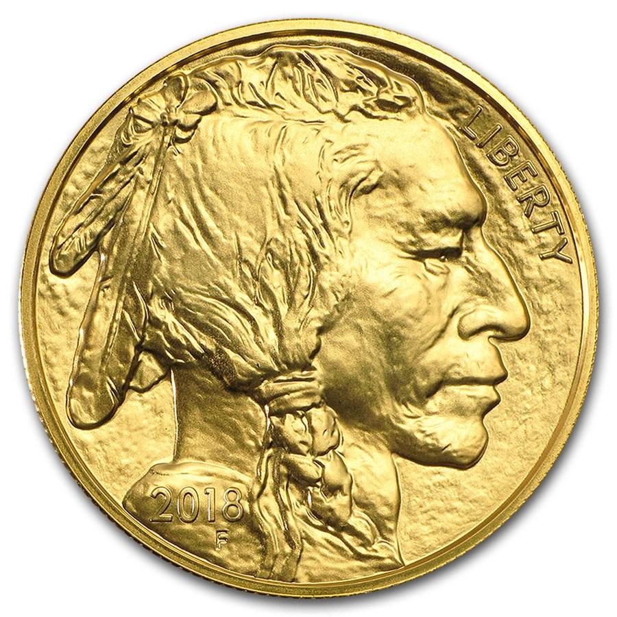 Monedas De Oro Buffalo Moneda De Oro B 250 Falo Americano