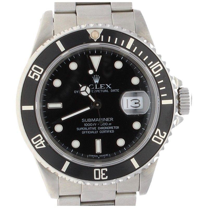 d312aff1c5402 Relojes Rolex  Reloj Rolex Submariner 16610