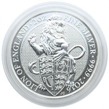 Cápsulas Lindner para monedas de 2oz de 39mm
