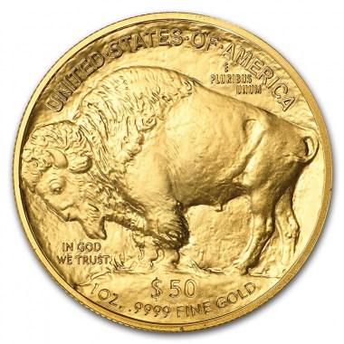 Moneda de Oro American Buffalo 2021 1 oz