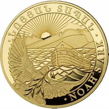 Moneda de Oro Arca de Noe 2020 1 oz