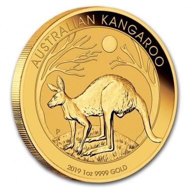 Moneda de Oro Canguro 2019 1 oz