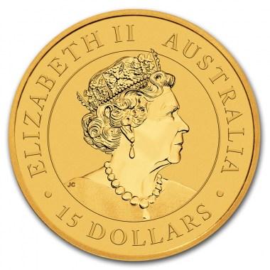 Moneda de Oro Canguro 2020 1/10 oz
