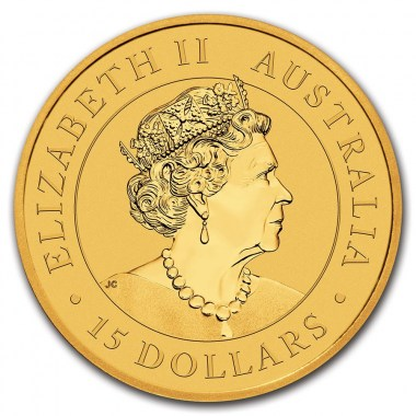 Moneda de Oro Canguro 2021 1/10 oz