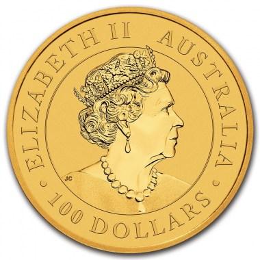 Moneda de Oro Canguro 2021 1 oz