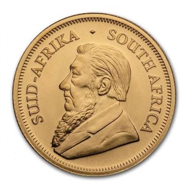 Moneda de Oro Krugerrand 2020 1/10 oz