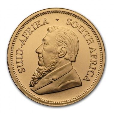 Moneda de Oro Krugerrand 2020 1/4 oz