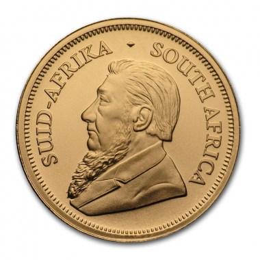 Moneda de Oro Krugerrand 2021 1/4 oz