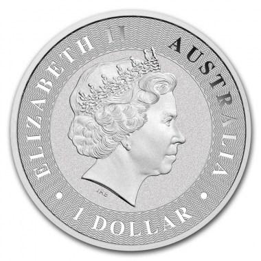 Moneda de Plata Año del Perro UK 2018 1 oz
