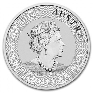 Moneda de Plata Canguro 2020 1 oz