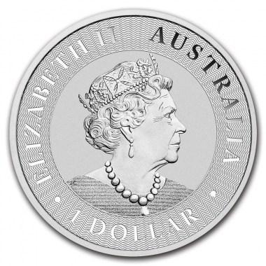 Moneda de Plata Canguro 2021 1 oz