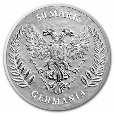 Moneda de Plata Germania 2021 10 oz