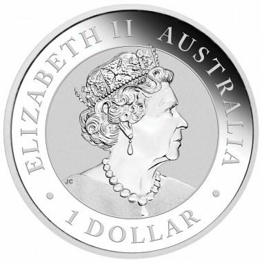 Moneda de Plata Koala 2020 1 oz