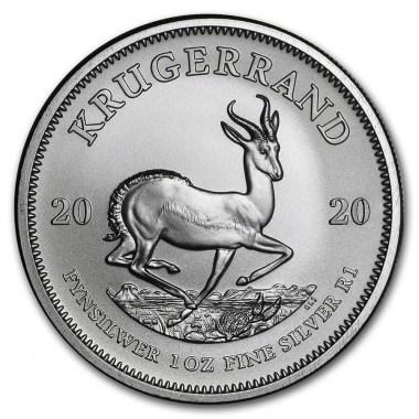 Moneda de Plata Krugerrand 2020 1 oz