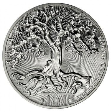 Moneda de Plata Árbol de la Vida de Niue 2021 1 oz