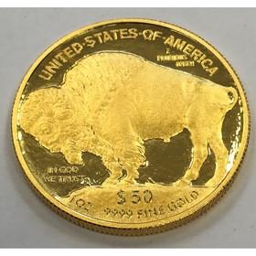 Moneda Estados Unidos 50 $ American Buffalo Proof Oro 2015 1 oz