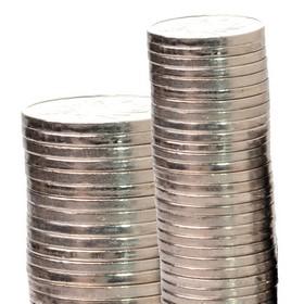 Lote de 13 Monedas de Plata de 1 oz y 1/2 oz