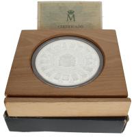 Moneda Juan Carlos I 10000 Pesetas Plata 99,99 g