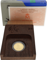 Moneda Juan Carlos I 10000 Pesetas Oro 3,37 g