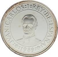 Moneda Juan Carlos I 500 Pesetas Plata 7,75 g