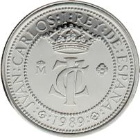 Moneda Juan Carlos I 200 Pesetas Plata 3,90 g