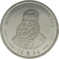 Moneda Juan Carlos I 5 Ecu Plata 33,62 g