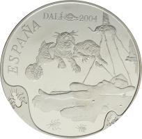 Moneda Juan Carlos I 50 Euros Plata 99,99 g