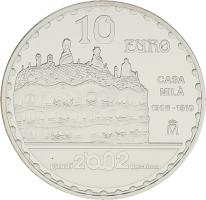 Moneda Juan Carlos I 10 Euro Plata 27 g