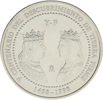 Moneda Juan Carlos I 3 Euro Plata 20 g