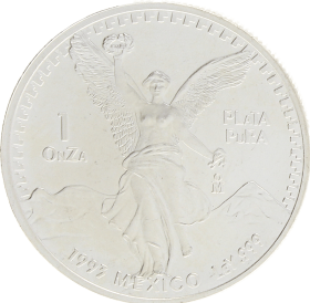 Moneda México Libertad Plata 1993 31,09 g