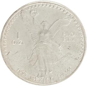 Moneda México Libertad Plata 1995 31,03 g