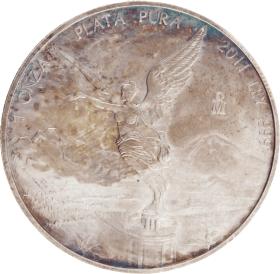 Moneda México Libertad Plata 2011 30,98 g