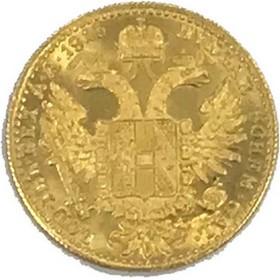 Moneda Austria 1 Ducado Oro 1915 3,49 g